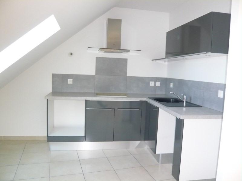 Rental apartment Creys mepieu 431€ CC - Picture 3