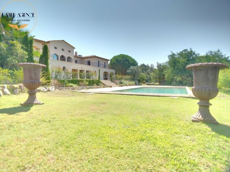 Deluxe sale house / villa Grimaud 2992500€ - Picture 1