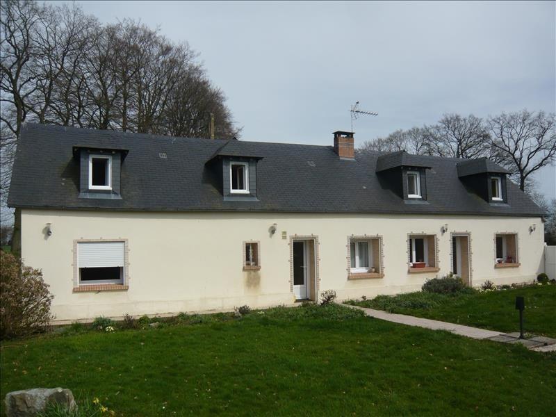 Vente maison / villa Fauville en caux 189000€ - Photo 1