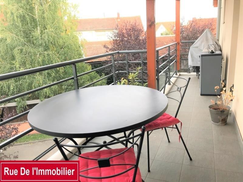 Vente appartement Oberhoffen sur moder 221000€ - Photo 2