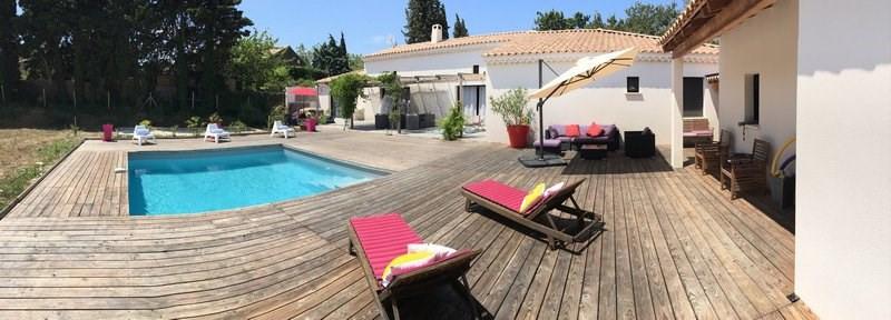 Vente maison / villa Uchaux 525000€ - Photo 4