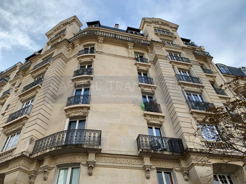 Sale apartment Paris 15ème 123 000€ - Picture 1