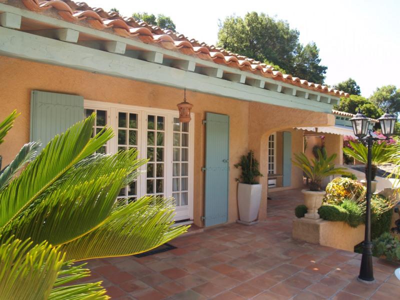 Vente maison / villa Les issambres 1092000€ - Photo 3