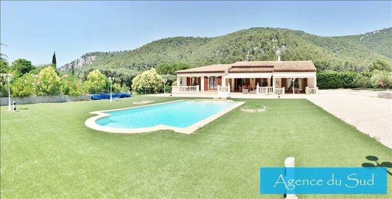 Vente de prestige maison / villa Gemenos 639800€ - Photo 1