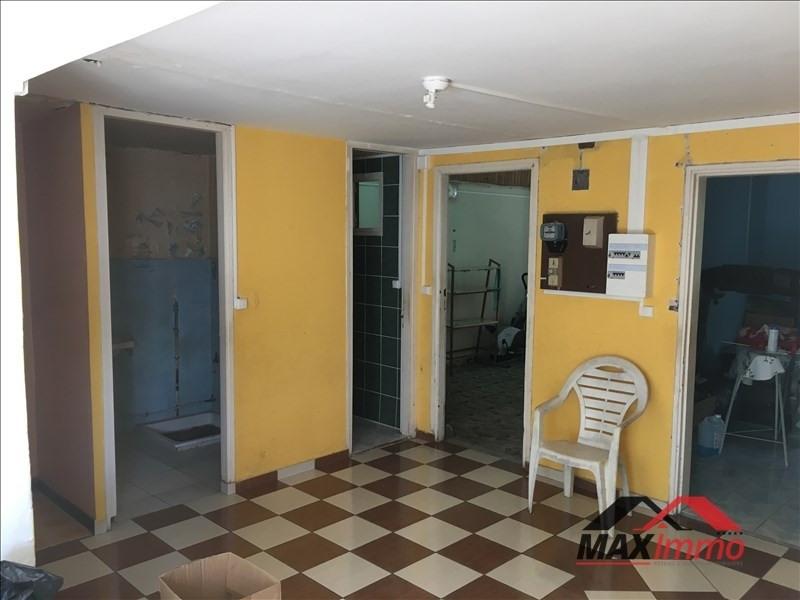 Vente maison / villa Saint-louis 110000€ - Photo 2