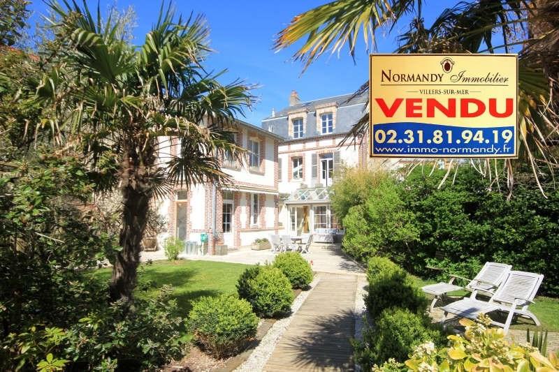 Vente de prestige maison / villa Villers sur mer 995000€ - Photo 1