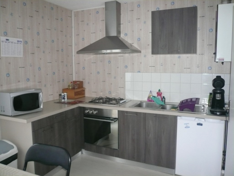 Vacation rental apartment Biscarrosse 550€ - Picture 1