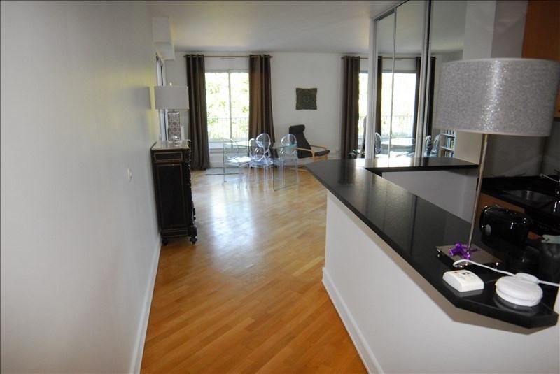 Vente appartement Saint-cloud 398000€ - Photo 1