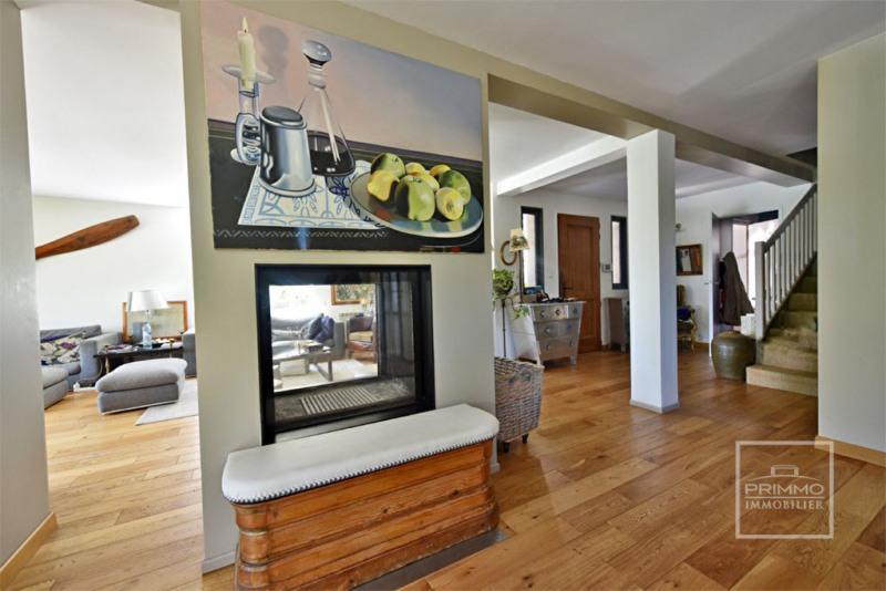 Vente de prestige maison / villa Saint didier au mont d'or 1190000€ - Photo 8