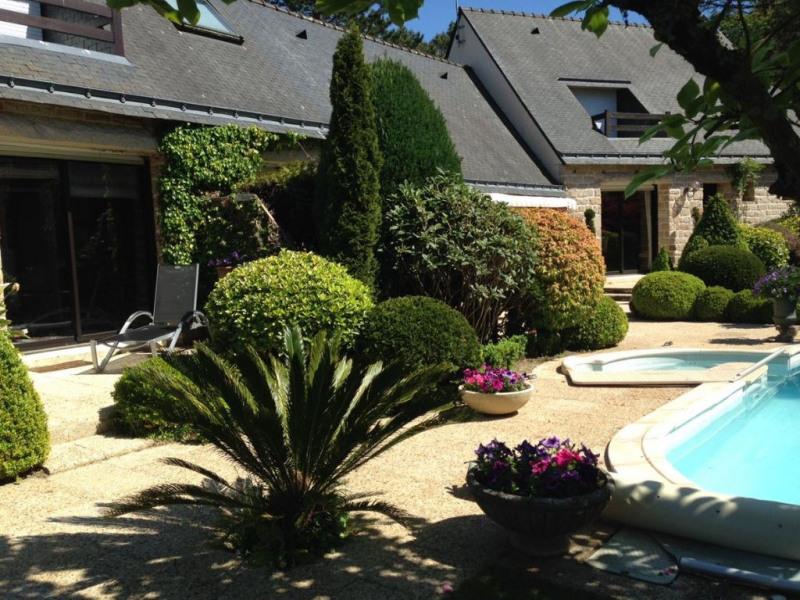 Vente de prestige maison / villa Ploemel 586850€ - Photo 1
