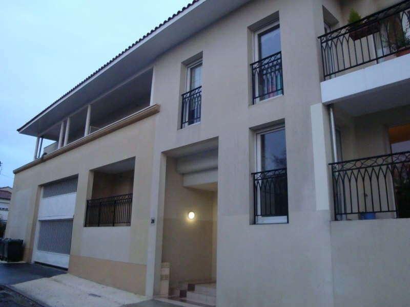Rental apartment Bordeaux cauderan 695€ CC - Picture 1