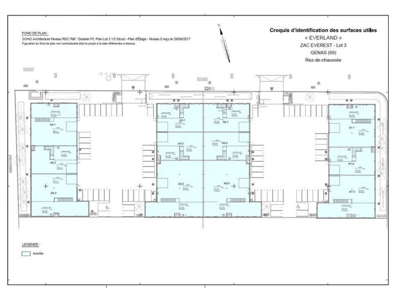 Location local commercial Genas 38844€ HT/HC - Photo 6