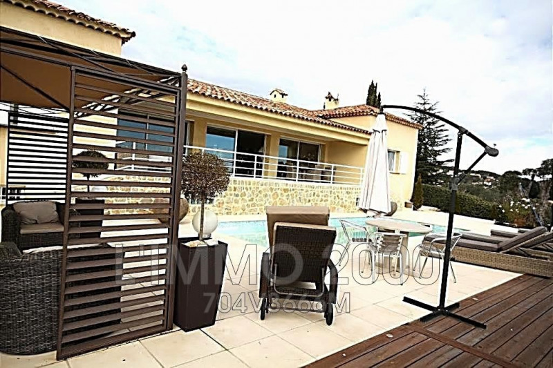 Vente de prestige maison / villa Vallauris 1590000€ - Photo 2