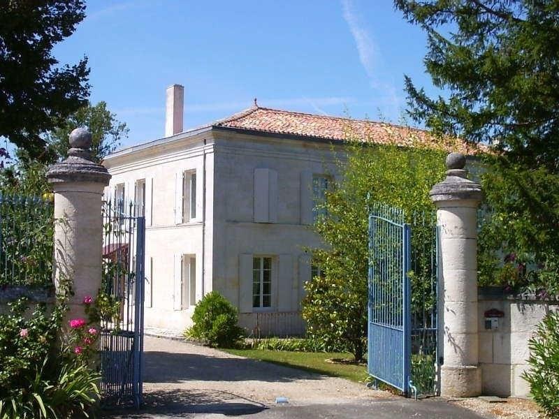 Vente de prestige maison / villa Cognac 640500€ - Photo 1