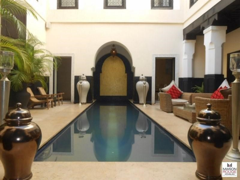 Vente de prestige maison / villa Marrakech 954 810€ - Photo 1