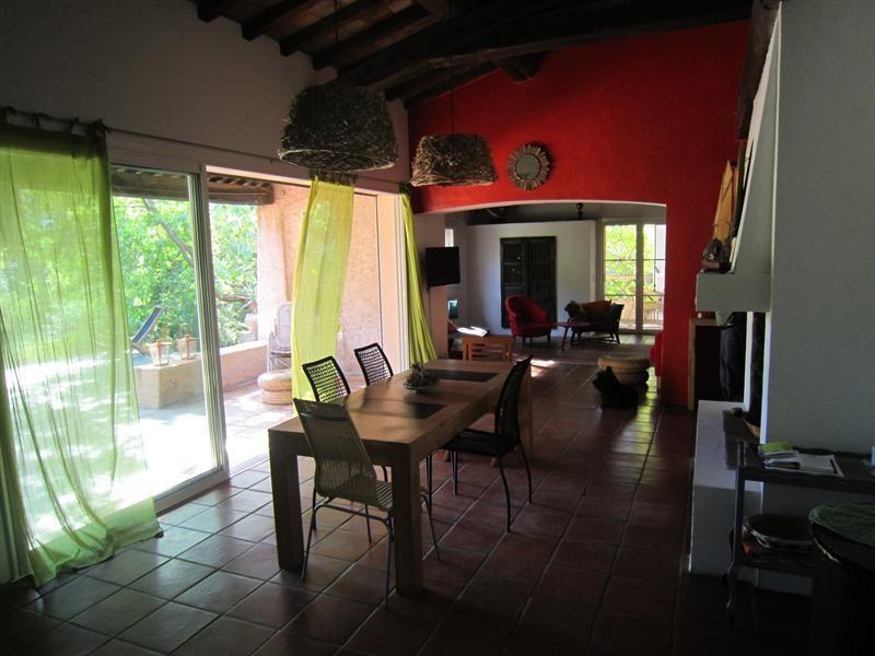 Location vacances maison / villa Cavalaire sur mer 1000€ - Photo 2