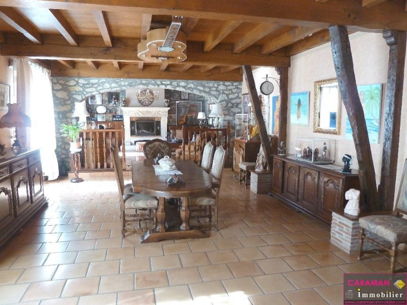 Deluxe sale house / villa Caraman  10 minutes 569 000€ - Picture 4