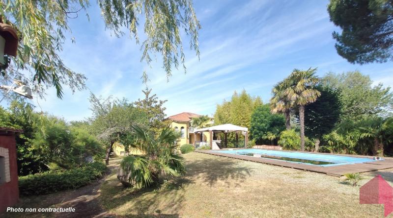 Vente de prestige maison / villa Montrabe 585000€ - Photo 8