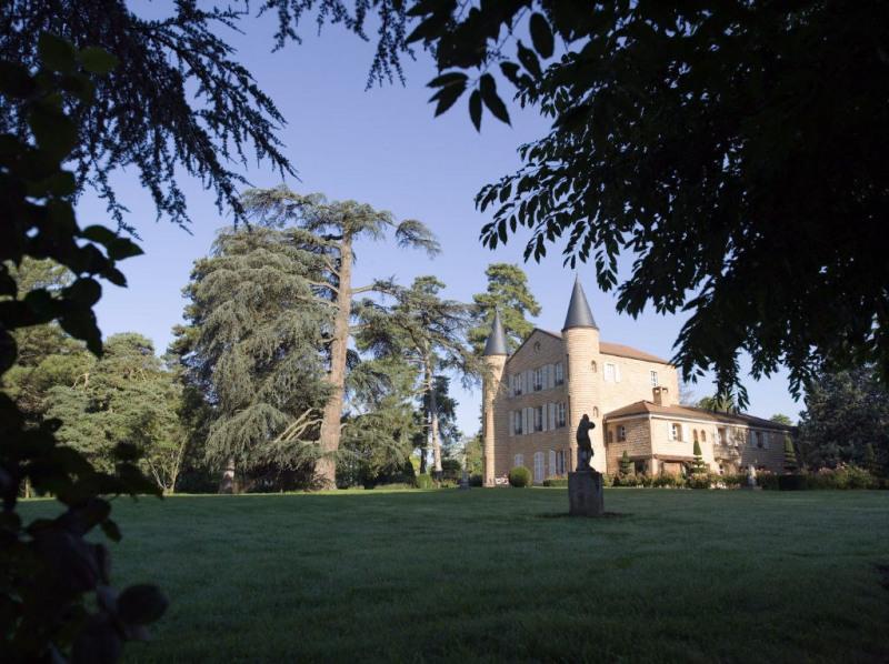Vente de prestige château Lyon 2588000€ - Photo 2