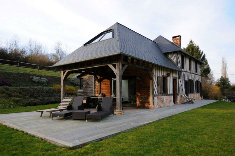 Deluxe sale house / villa Glanville 892500€ - Picture 1