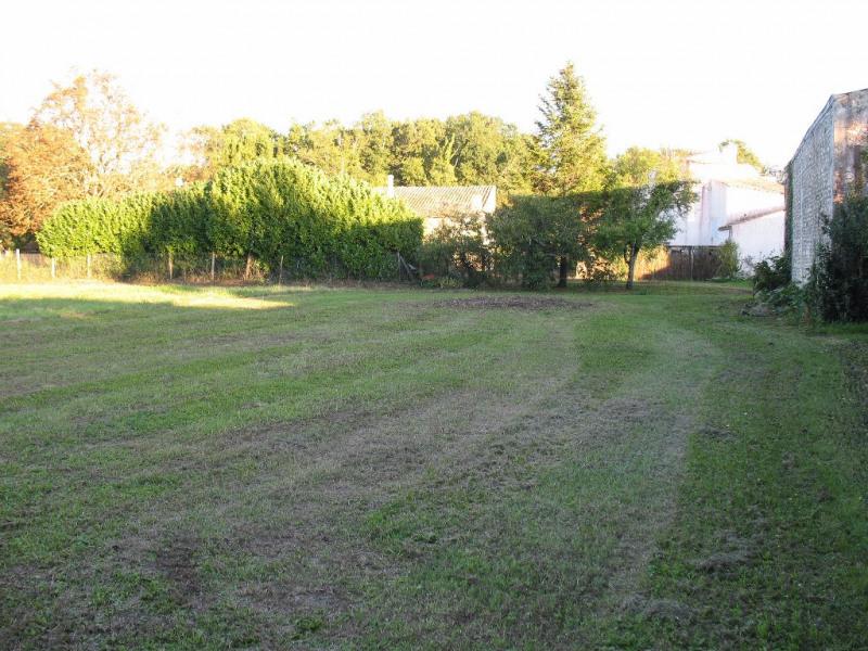 Vente terrain Breuillet 97000€ - Photo 2