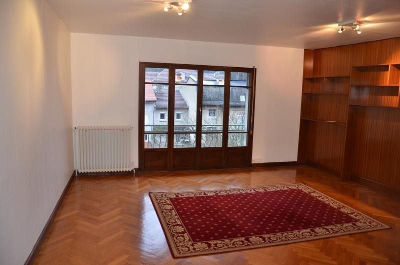 Rental apartment Nantua 780€ CC - Picture 1
