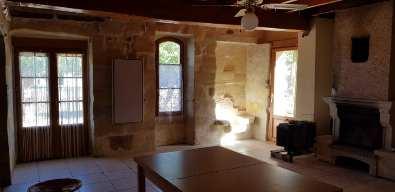 Rental house / villa Isle-saint-georges 1 000€ CC - Picture 11
