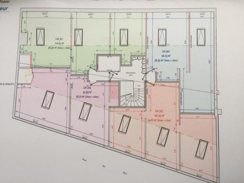 Sale apartment Albi 45500€ - Picture 2