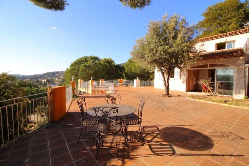 Immobile residenziali di prestigio casa Bormes les mimosas 780000€ - Fotografia 3