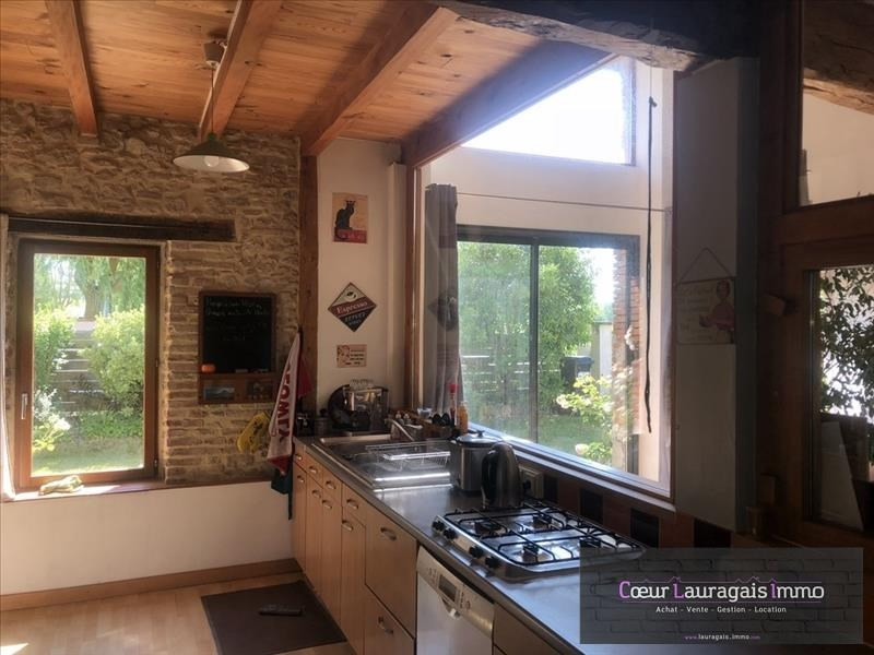 Vente maison / villa Caraman 469 000€ - Photo 4