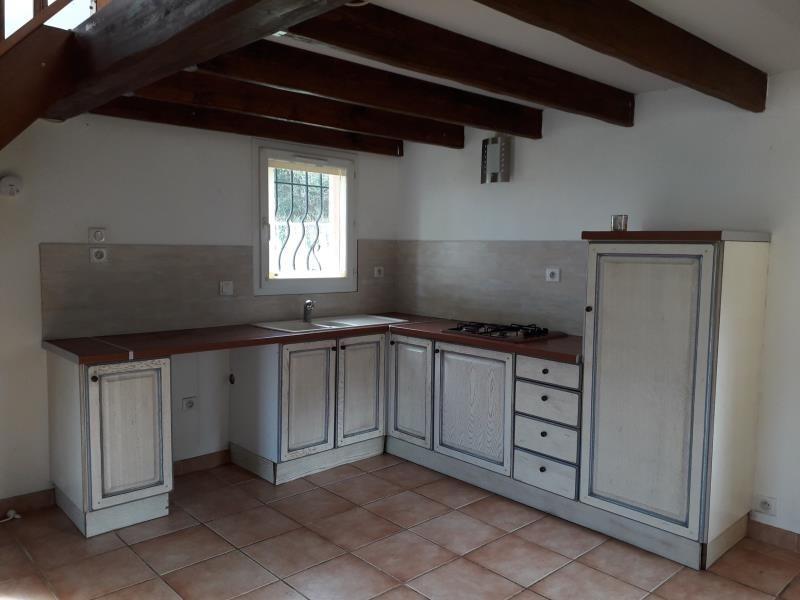 Rental loft/workshop/open plan Seillons source d'argens 726€ CC - Picture 2