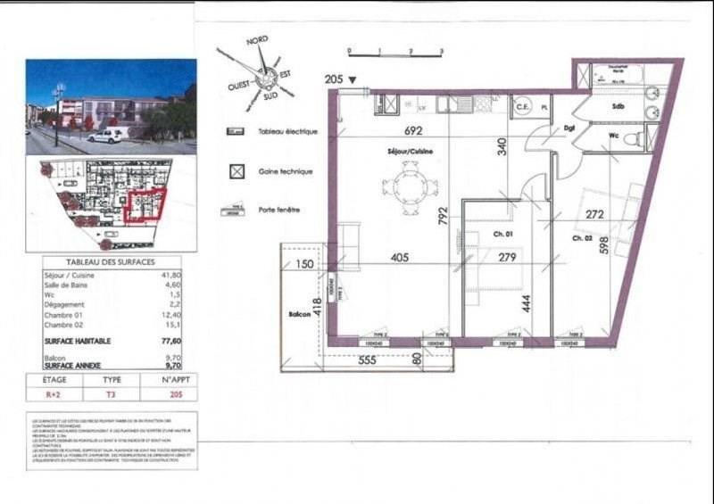 Sale apartment Collioure 231360€ - Picture 10