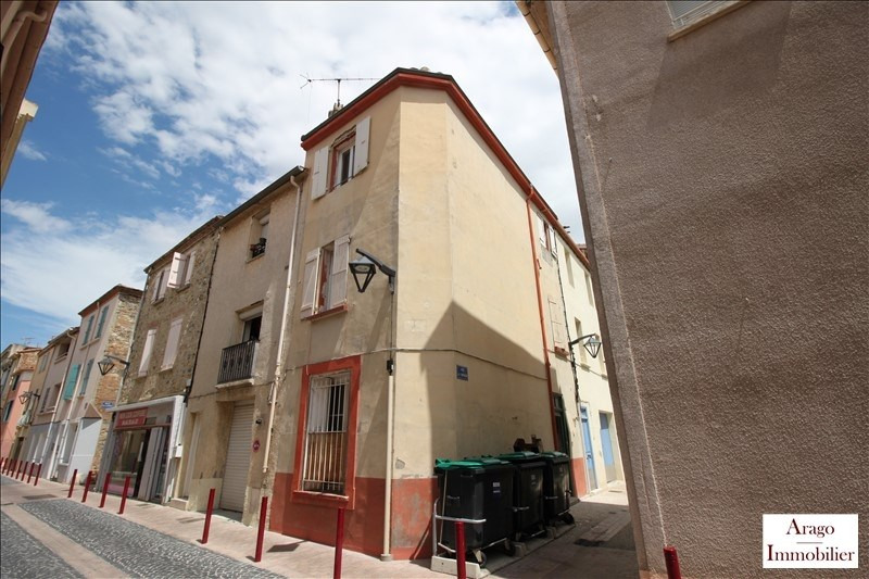 Produit d'investissement immeuble Rivesaltes 79000€ - Photo 1