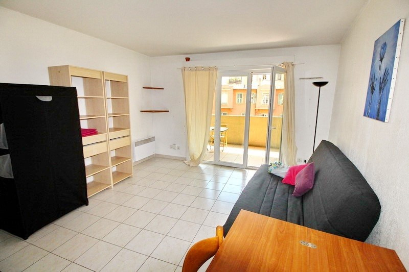 Location appartement Nice 550€ CC - Photo 1