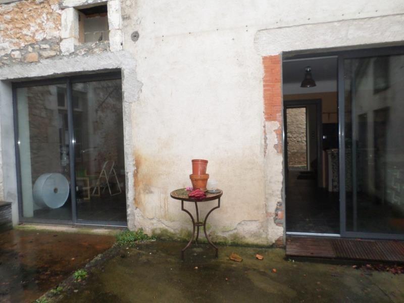 Vente maison / villa Lussac les chateaux 83000€ - Photo 1