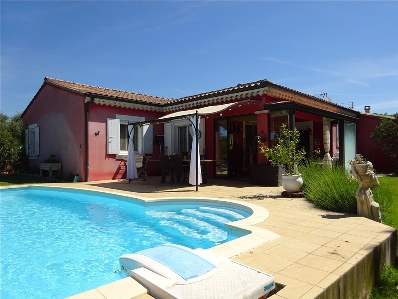 Vente maison / villa Montelimar 318000€ - Photo 1