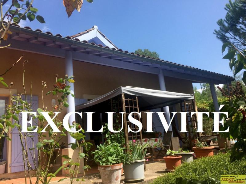 Vente maison / villa Secteur lavaur 295000€ - Photo 1