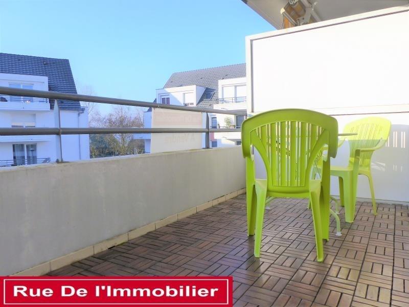 Vente appartement Schweighouse sur moder 166500€ - Photo 4