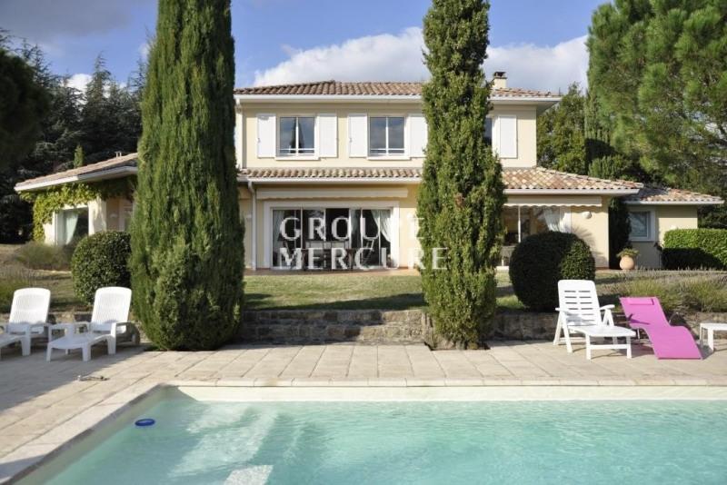 Deluxe sale house / villa Annonay 950000€ - Picture 1