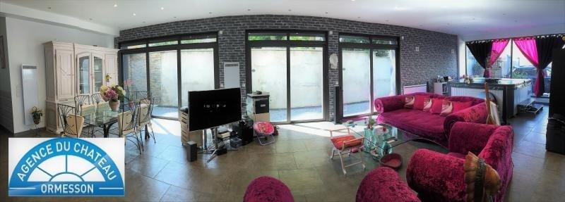 Deluxe sale house / villa Ormesson sur marne 662000€ - Picture 1