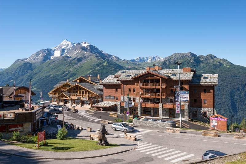 Vente de prestige appartement La rosiere 283 333€ - Photo 1