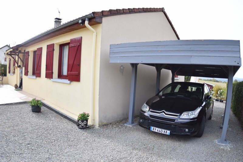 Sale house / villa St martin terressus 145000€ - Picture 1