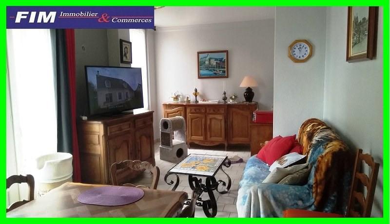 Verkoop  appartement Le treport 89000€ - Foto 1