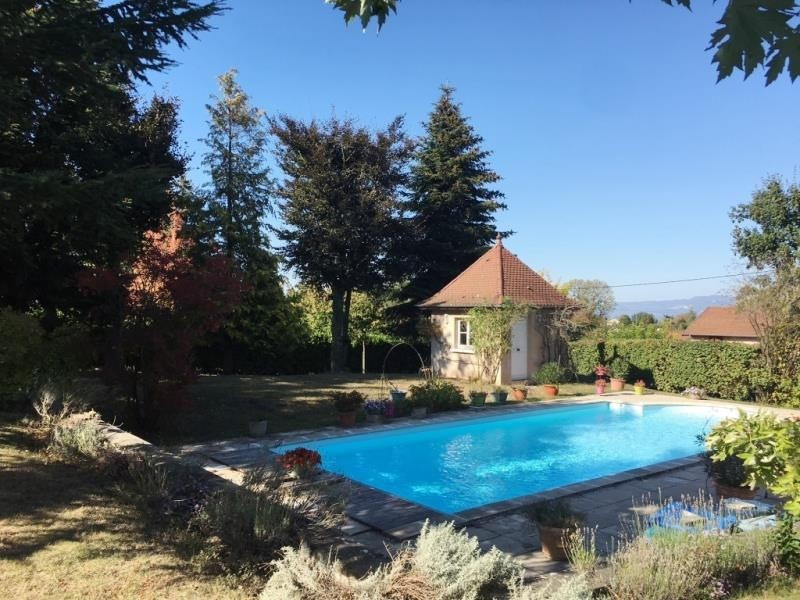 Sale house / villa La tour du pin 376 000€ - Picture 2