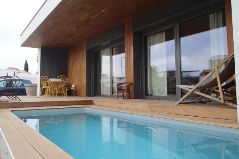 Vente maison / villa Villeneuve de la raho 395000€ - Photo 1