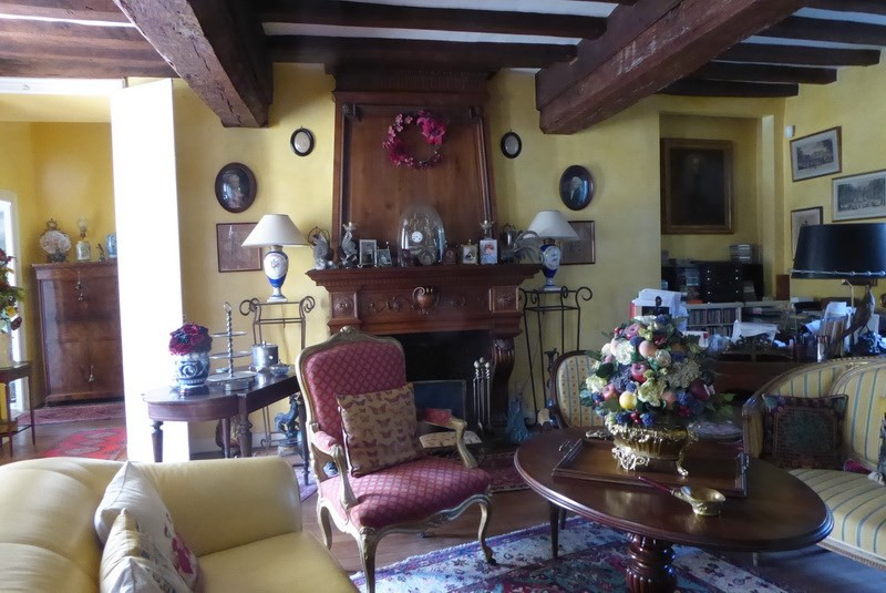 Deluxe sale house / villa Angers 40 mn nord-ouest 505 000€ - Picture 4