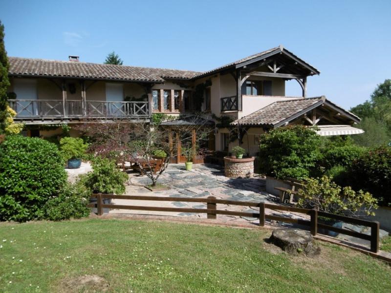 Vente de prestige maison / villa Châtillon-sur-chalaronne 849000€ - Photo 1