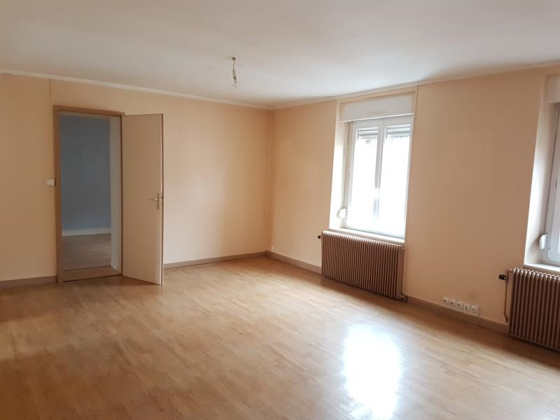 Sale apartment St die 81000€ - Picture 2