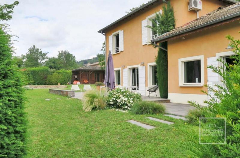 Vente de prestige maison / villa Saint cyr au mont d'or 1290000€ - Photo 11