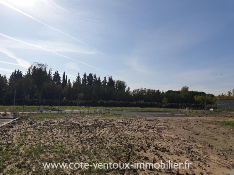 Vente terrain Carpentras 118 500€ - Photo 2